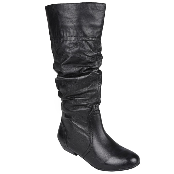 Steve Madden Women's 'Cindi' Leather Slouch Boots