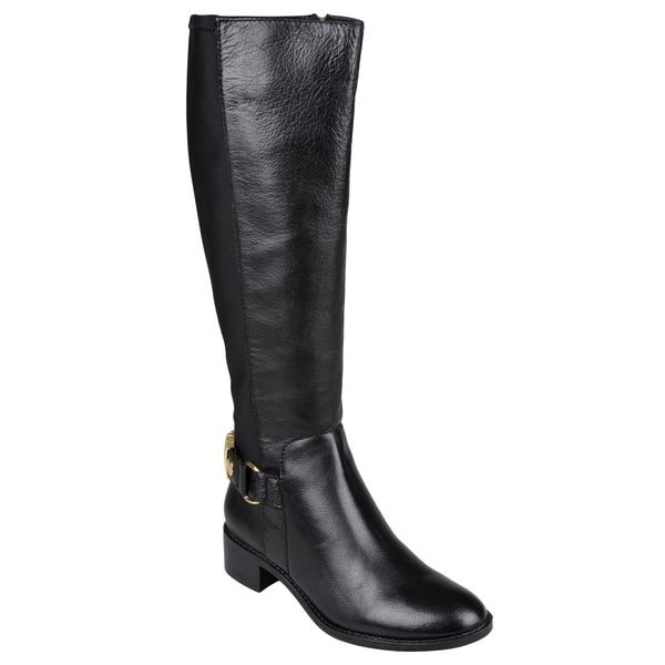 Steve Madden Women's 'Regina' Leather Tall Boots