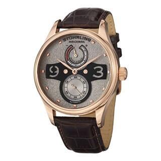 Stuhrling Original Men's Khepri Automatic Strap Strap Watch