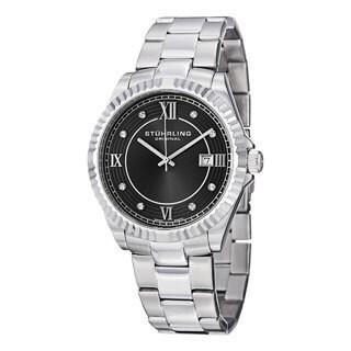 Stuhrling Original Men's Nautic Swiss Quartz Bracelet Bracelet Watch