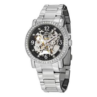 Stuhrling Original Women's Lady Canterbury Automatic Bracelet Bracelet Watch|https://ak1.ostkcdn.com/images/products/8502944/P15788101.jpg?impolicy=medium
