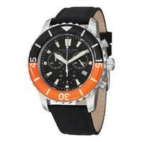 Stuhrling Original Men's Felucca II Swiss Quartz Strap Strap Watch