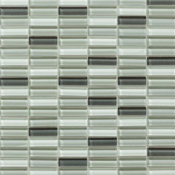 Martini Mosaic 12x11.75 Aria Pebble Creek Tile (Pack of 10)