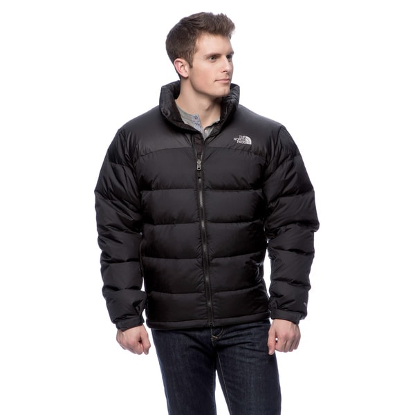 802038bb36 Shop The North Face Men s Black Nuptse 2 Jacket - Free Shipping ...