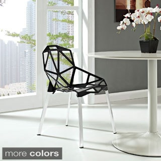 'Connections' Dining Chair in Black