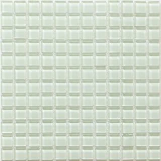 martini mosaic piazza delicate mint set of 10