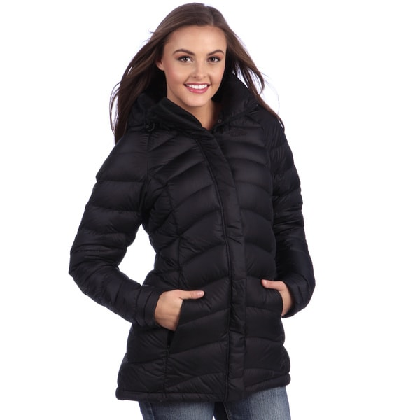 43b128b25 Shop The North Face Women's Transit Jacket in TNF Black - Free ...