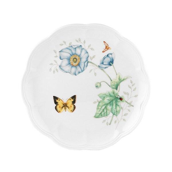 Lenox Butterfly Meadow Monarch Accent Plate