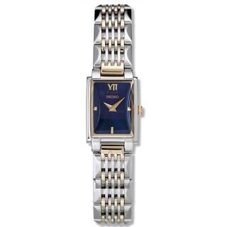 Seiko Women's SUJE15 'Tressia' Two-Tone Stainless Steel Watch