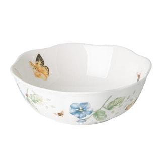 Lenox Butterfly Meadow All-purpose Porcelain Bowl