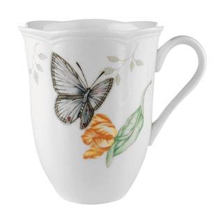 Shop Lenox Butterfly Meadow Blue Butterfly Mug Free