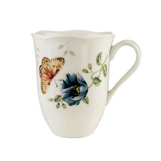 Shop Lenox Butterfly Meadow Fritillary 12 Ounce Mug Free