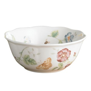 Lenox Butterfly Meadow Large 6.75-inch All Purpose Bowl