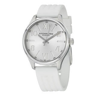 Stuhrling Original Women's Lady Variance Swiss Quartz Strap Strap Watch