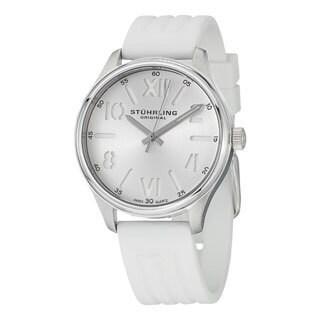 Stuhrling Original Women's Lady Variance Swiss Quartz Strap Strap Watch