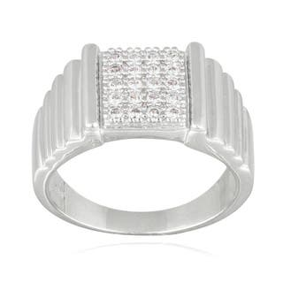 Icz Stonez Cubic Zirconia Square Cube Men's Ring|https://ak1.ostkcdn.com/images/products/8504407/Icz-Stonez-Cubic-Zirconia-Square-Cube-Mens-Ring-P15789388.jpg?impolicy=medium