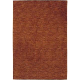 Mystique Aura Rustic Clay Rug (3'5 x 5'5)