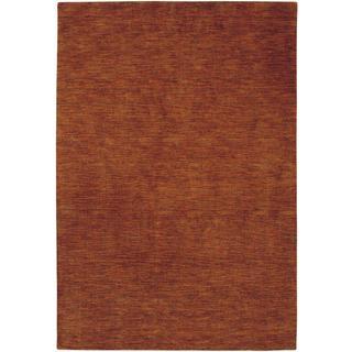 Mystique Aura Rustic Clay Rug (4'10 x 7'10)