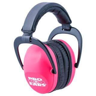 Pro Ears NRR 26 Ultra Sleek Pink Hearing Protection Ear Muffs|https://ak1.ostkcdn.com/images/products/8504544/Pro-Ears-Ultra-Sleek-Pink-Ear-Muffs-P15789461.jpg?impolicy=medium