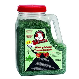 Bare Ground 5-pound SlipGrip Infused Traction Granules Shaker Jug