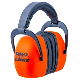 Pro Ears NRR 30 Ultra Pro Orange Hearing Protection Shooting Range Ear Muffs