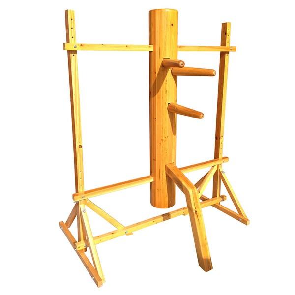 Kungfung Yellow Wing Chun Wooden Dummy