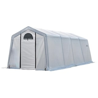 Shelterlogic Roll-up Side Vent Greenhouse-In-A-Box