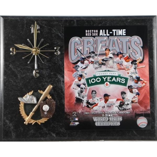 Boston Red Sox 'All Time Greats' Clock