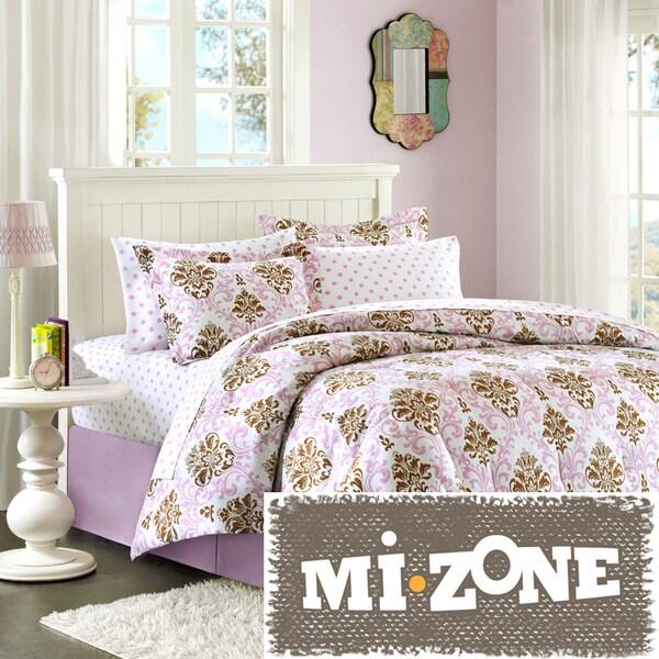 Mi Zone Justine Twin-size 2-piece Comforter Mini Set