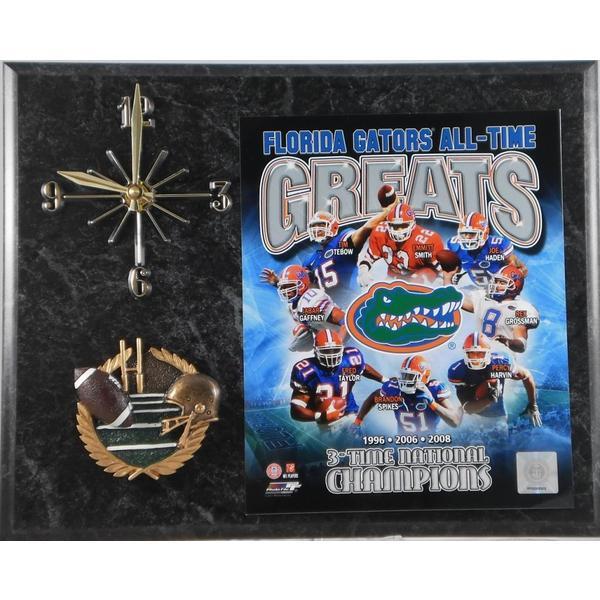 Florida Gators 'All Time Greats' Clock