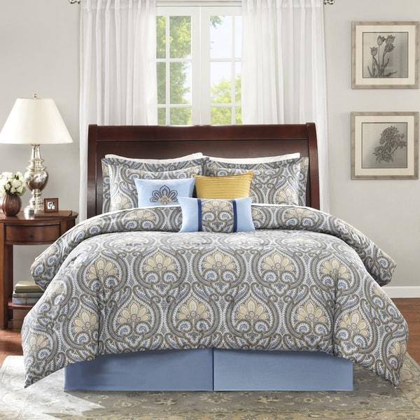 Madison Park Flora 7-piece Comforter Set