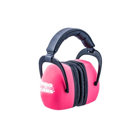 Pro Ears NRR 30 Ultra Pro Pink Hearing Protection Shooting Range Ear Muffs