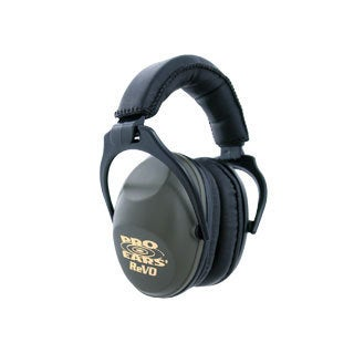 Pro Ears NRR 25 ReVO OD Green Hearing Protection Youth and Women Ear Muffs