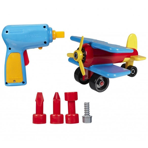 Shop Battat Take-A-Part Airplane