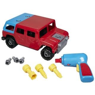 Battat Take-A-Part 4x4 Truck|https://ak1.ostkcdn.com/images/products/8504890/Battat-Take-A-Part-4x4-Truck-P15789753.jpg?impolicy=medium