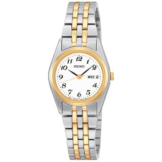 Seiko Women's Two-tone Stainless Steel Watch