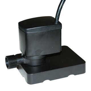 Dredger Jr. 350 GPH Above Ground Pool Winter Cover Pump - Black