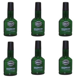 Brut Splash-On 3.5-ounce Classic Fragrance (Pack of 6)