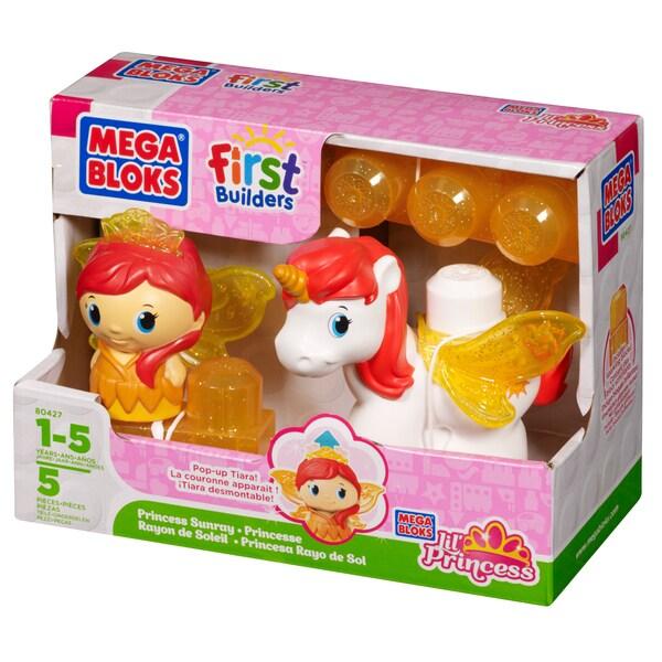 Mega Bloks Lil' Princess Sunray