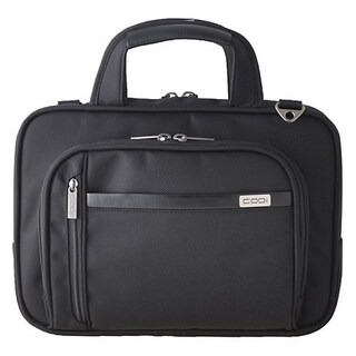 "Codi Duo X2 Carrying Case for 14.1"" Notebook - Black"