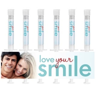 Mega-size Extreme 44-percent Teeth Whitening Results Gel (Set of 6)