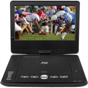 "Maxmade BDP-M1061X Portable Blu-ray Player - 10.1"" Display"