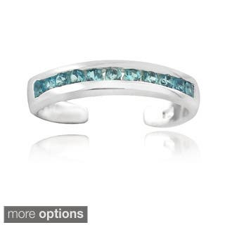 Icz Stonez Sterling Silver Cubic Zirconia Toe Ring|https://ak1.ostkcdn.com/images/products/8506815/Icz-Stonez-Sterling-Silver-Cubic-Zirconia-Toe-Ring-P15791360.jpg?impolicy=medium