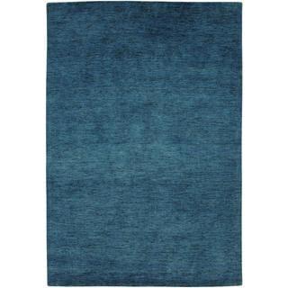 Mystique Aura Blue Mercury Rug (2'6 x 4'2)