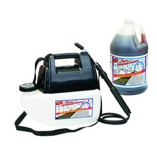 Bare Ground Battery Sprayer with Liquid Ice Melt
