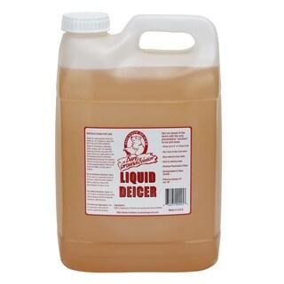 Bare Ground 2.5-gallon Liquid Spray-on Ice Melt Jug