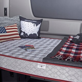 Mobile InnerSpace Truck Luxury Series Firm Support 6.5-inch Foam Mattress (More options available)
