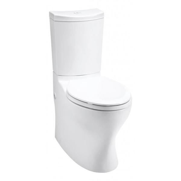 Kohler K 3723 Persuade Comfort Height 2 Piece Elongated Dual Flush Toilet
