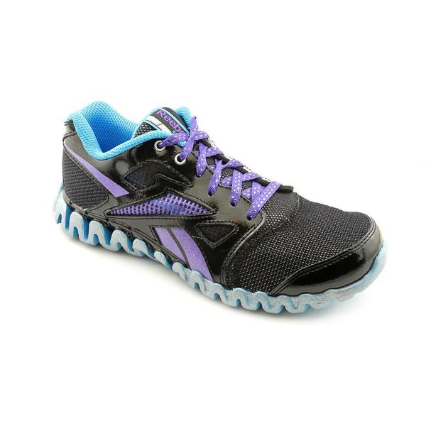 14e456f1c70 Shop Reebok Girl (Youth)  Zig Nano Fly 2  Mesh Athletic Shoe - Free  Shipping On Orders Over  45 - Overstock.com - 8507104