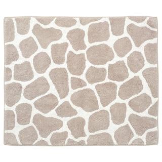 Sweet JoJo Designs Giraffe Accent Floor Rug